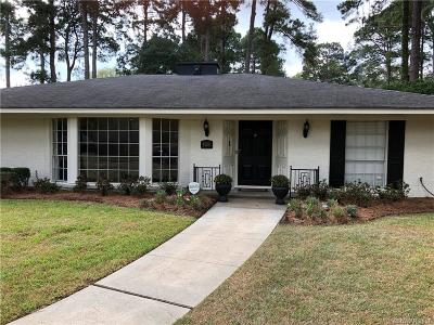Spring Lake Estates Single Family Home For Sale: 8306 Ashbourne Drive