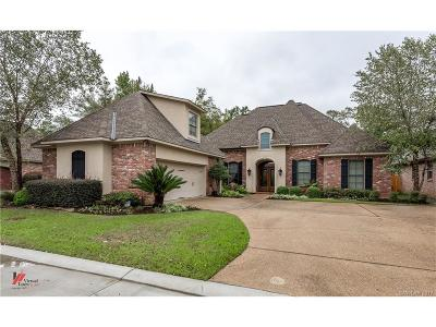 Single Family Home For Sale: 9453 Ellerbe Road #12