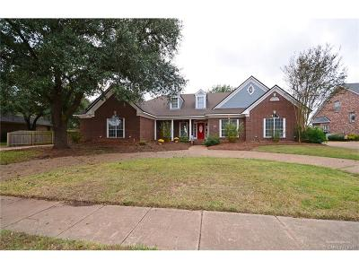 Bossier City Single Family Home For Sale: 147 Southwood Drive