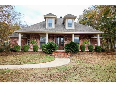 Bossier City Single Family Home For Sale: 833 Brittany Lane