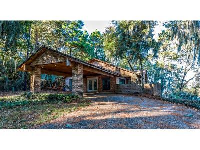 Shreveport Single Family Home For Sale: 6214 S Lakeshore Drive