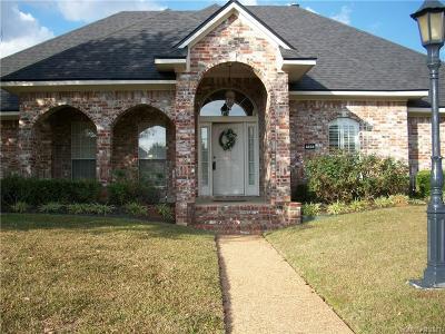 Shreveport Single Family Home For Sale: 500 Forsythe Court