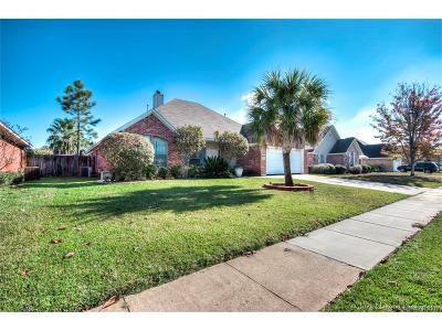 Bossier City Single Family Home For Sale: 200 Heritage Drive