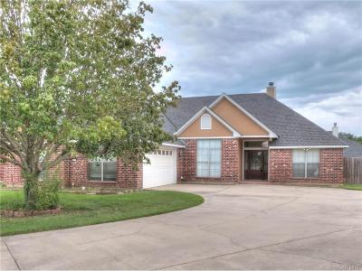 Bossier City Single Family Home Contingent: 2010 Idlewood