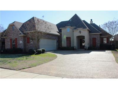 Bossier City Single Family Home For Sale: 410 Fair Oaks Street
