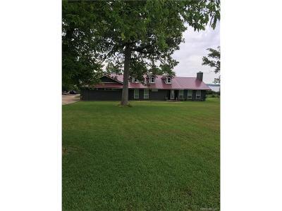 Shreveport Single Family Home For Sale: 6919 N Lakeshore Drive