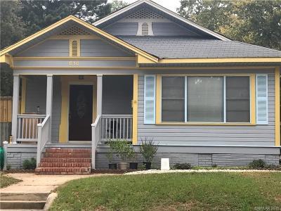 Shreveport Single Family Home For Sale: 616 Rutherford Street
