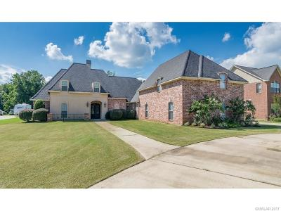 Bossier City Single Family Home For Sale: 2307 Hickory Ridge Drive