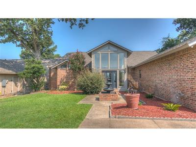 Shreveport Single Family Home Contingent: 3 Lake Pointe Place