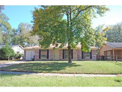 Shreveport Single Family Home For Sale: 9429 Amity Way