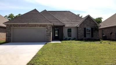 Bossier City Single Family Home For Sale: 1126 Eli-Conner Drive