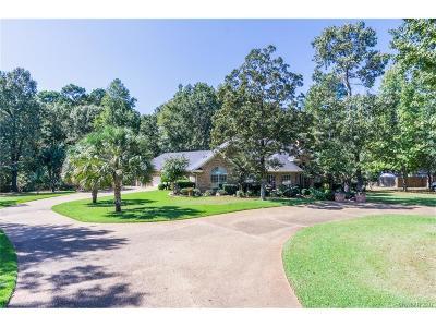 Benton Single Family Home For Sale: 104 Preston Bay