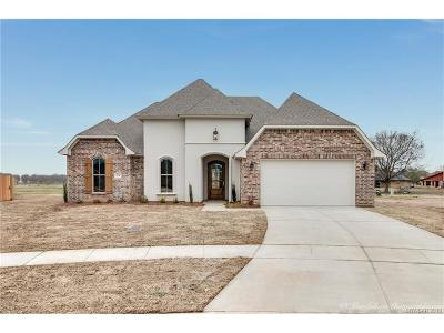 Benton Single Family Home For Sale: 311 Ansley Circle