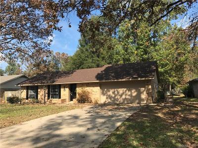 Haughton Single Family Home For Sale: 131 Elmview Lane
