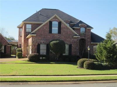 Shreveport Single Family Home For Sale: 9684 Gardere Drive