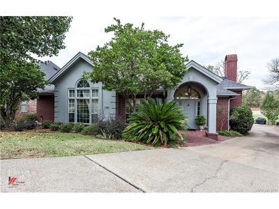 Shreveport Single Family Home For Sale: 11014 Augusta Walk