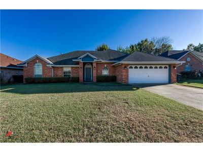 Bossier City Single Family Home For Sale: 5908 Clearview