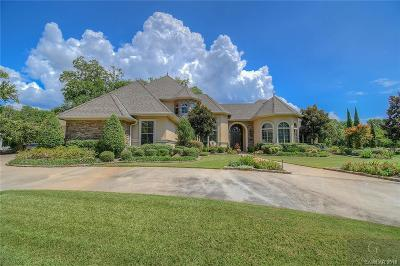 Bosier City, Bossier, Bossier Cit, Bossier City, Bossier Parish, Bossier` Single Family Home For Sale: 40 Duck Haven Pointe