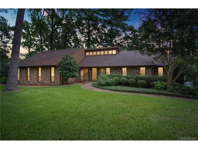 Shreveport Single Family Home For Sale: 1733 Willow Point Drive