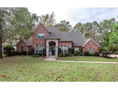 Benton Single Family Home For Sale: 115 Oak Leaf Trail