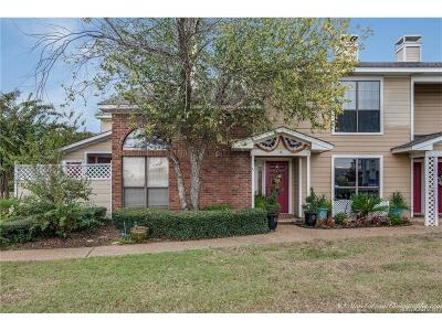 Bossier City Condo/Townhouse For Sale: 4 Meadow Creek Drive