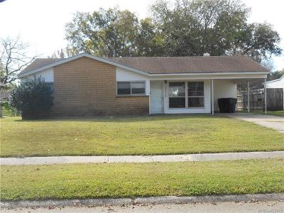 Bossier City Single Family Home For Sale: 3220 Gay Boulevard