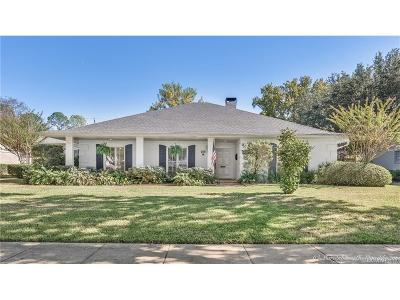 Broadmoor Terrace Single Family Home For Sale: 6125 River Road