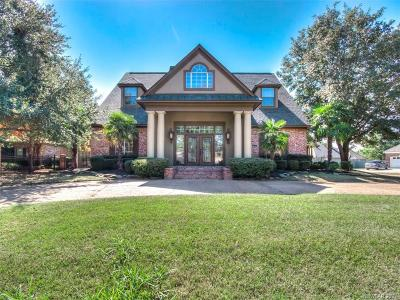 Bosier City, Bossier, Bossier Cit, Bossier City, Bossier Parish, Bossier` Single Family Home For Sale: 203 Magnolia Crossing