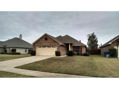 Bossier City Single Family Home For Sale: 3232 Grand Lake Drive