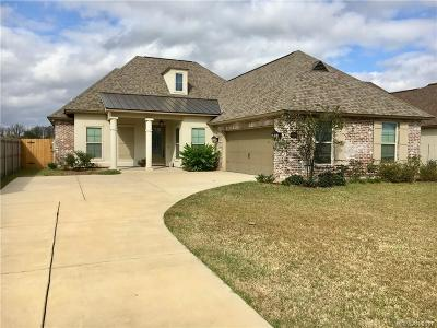 Shreveport Single Family Home For Sale: 1168 Island Park Boulevard