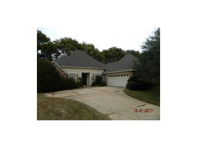Bossier City Single Family Home For Sale: 1811 Castlewood Drive