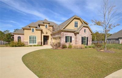 Benton Single Family Home For Sale: 207 Morgan Court