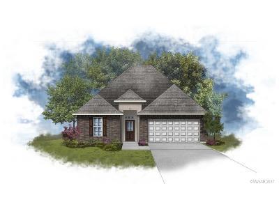 Bossier City Single Family Home For Sale: 1130 Eli-Connor Drive