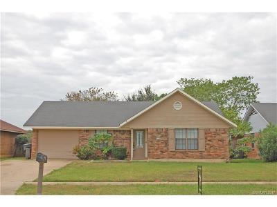 Bossier City Single Family Home For Sale: 5700 Pampus Lane