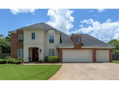 Shreveport Single Family Home For Sale: 8318 D L Tally Drive