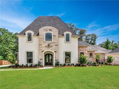 Shreveport Single Family Home For Sale: 411 Oakwood Trace Court