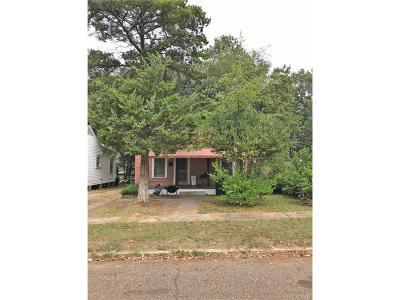 Shreveport Single Family Home For Sale: 2932 Lillian Street