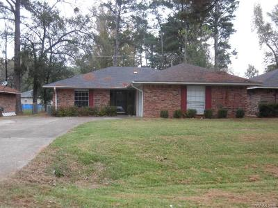 Haughton Single Family Home For Sale: 8709 Hollow Bluff Drive