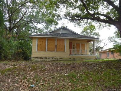 Shreveport Single Family Home For Sale: 131 E Olive Street