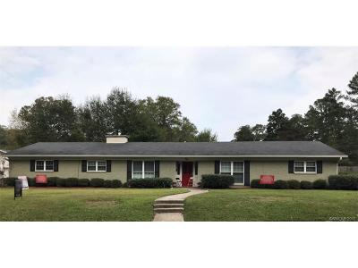 Minden Single Family Home For Sale: 405 Summit Street