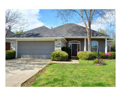 Shreveport Single Family Home For Sale: 9124 Copperman Court