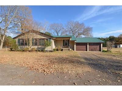 Benton Single Family Home For Sale: 177 Finley Road