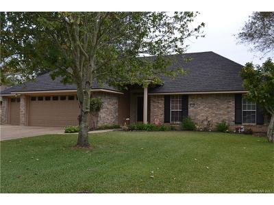 Bossier City Single Family Home For Sale: 6250 W Oxbow