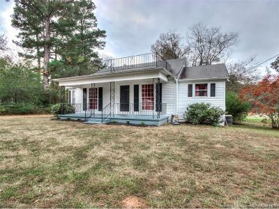 Haughton Single Family Home For Sale: 1418 Bellevue Road