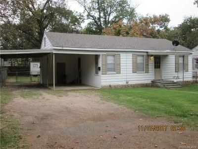 Bossier City Single Family Home For Sale: 620 Yarbrough