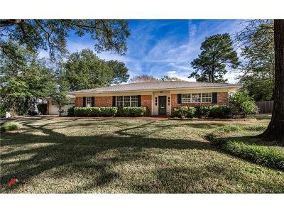 Shreveport Single Family Home For Sale: 4041 Creswell Avenue
