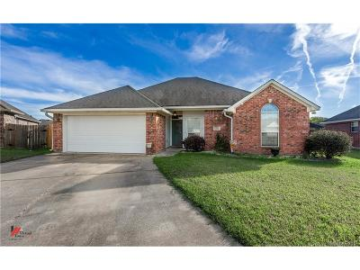 Bossier City Single Family Home For Sale: 6004 Zachary Circle