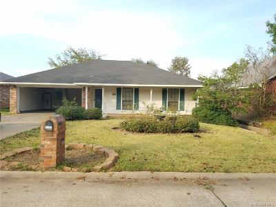 Brownlee Estates Single Family Home For Sale: 2607 Palmetto Drive
