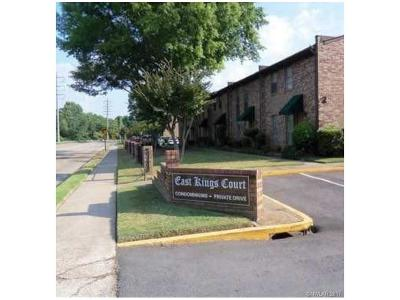 Shreveport Condo/Townhouse For Sale: 1820 E Kings