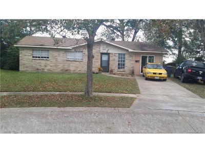 Shreveport Single Family Home For Sale: 3001 Hazel Circle